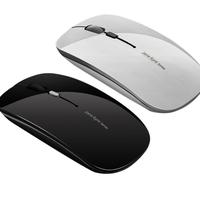 ワイヤレス Bluetooth マウス ノートパソコン ゲーム 超薄型マウス 内蔵充電式バッテリー