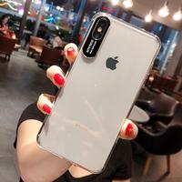 iphone スマホケース おしゃれ 透明 シンプル シリコンゲル  ソフトケース