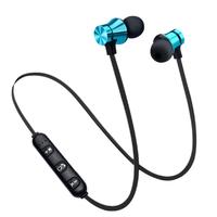 Bluetooth 4.2 イヤホン 磁気 ヘッドセット 防水 充電ケーブル iphone android