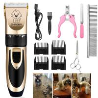 ペット 猫犬 電動 ヘアトリマー プロバリカン グルーミングツール 充電式カッター