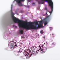 ネイル ラインストーン アート 6 mm 10 ピース/パック マイクロ ダイヤモンド キュービック ジルコニア DIY 爪  ダイヤモンドカット クリスタル