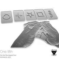One-fifth : Five Card Psychological Force