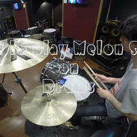 """How to play """"Melon Soda"""" on Drums"""
