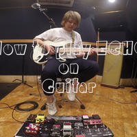 """How to play """"ECHO"""" on Guitar"""