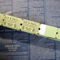 【アメリカ】スタテンアイランド サウスビーチのチケット グリーン 丸ごと2000片