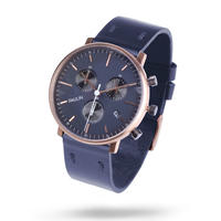 PAULIN:ポーリン《Chronograph C201A-NV-B》腕時計