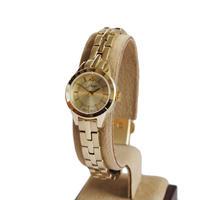 fleur:フル―ル 《F001 - GOLD》腕時計 メタルバンド