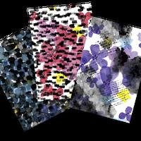The nonnon  / DLコード付きポストカード3種セット