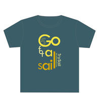 TrySail 5th Anniversary Live Go for a Sail 日替わりTシャツ 2020年8月1日(土) 東京ガーデンシアター