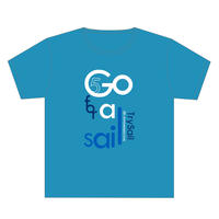 TrySail 5th Anniversary Live Go for a Sail 日替わりTシャツ 2020年6月27日(土) 東京ガーデンシアター