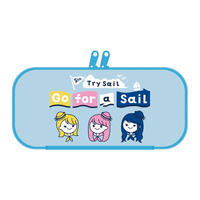 【8/7 14:59まで受注予約受付中】TrySail 5th Anniversary Live Go for a Sail ゲームポーチ