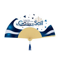 TrySail 5th Anniversary Live Go for a Sail 扇子