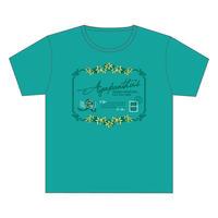 麻倉もも Live Tour 2020 Agapanthus 会場カラーTシャツ 2020年5月3日(日・祝) 福岡 福岡国際会議場 メインホール
