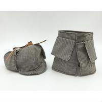 くらり 探偵コート&帽子セット(衣装のみ)
