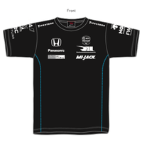 TS Driver's T-Shirt 2019 (Black)