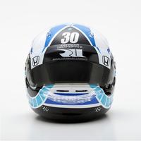 1/5th scale mini helmet: Indycar GP 2018
