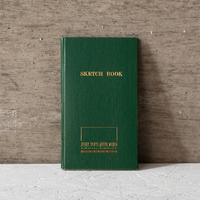 建築倉庫 × 測量野帳(SKETCH BOOK)