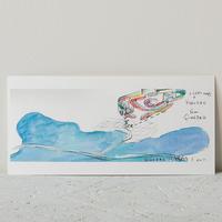 STEVEN HOLL展 ポストカード(Light gray)