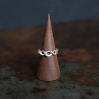 Kazenami Silver Ring
