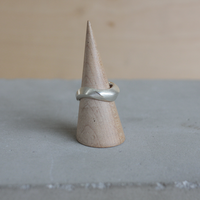 Nami silver ring