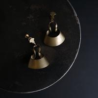 bobo  brass earing  -無地-