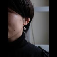 ヤマノイモのタネ M pierce (片耳)