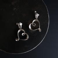romana silver earing
