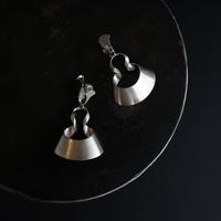 bobo  silver earing  -無地-