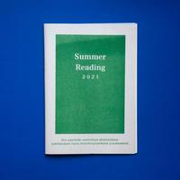 Summer Reading Zine 2021