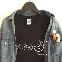 月の親子Tシャツ