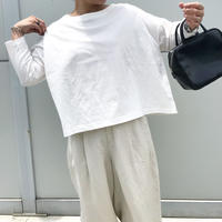 Box  pullover   《無地》 No.9182801