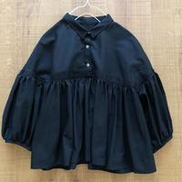 Volume  gather  blouse No.9182101