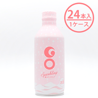 GO SPARKLING 24本入(1ケース)