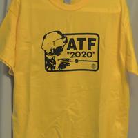 ATFIELD 20TH記念Tシャツ (イエロー)