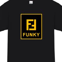 FUNKY Tシャツ (Type-FEN)