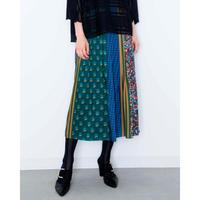 RITSUKO SHIRAHAMA 異素材MIXスカート 5253370