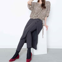 RITSUKO SHIRAHAMA スカート付きパンツ 5252840
