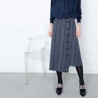 RITSUKO SHIRAHAMA ストライプスカート 5254670