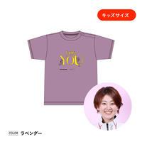 [藤堂里香 選手]チャリティTシャツ(キッズサイズ)