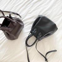 Leather Mini  Bag【3-B2118】