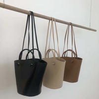 【RESTOCK】Bucket Handbag 3-B9028