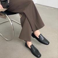 Cut Flat Loafer【1-8805-9】