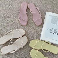 【 last 1】Pastel Beach Sandal 1-969-2