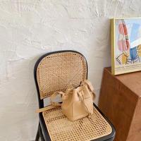 Bucket Shoulder Bag Mini【3-B2108】
