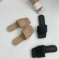 Square Mesh Sandal 1-020-2