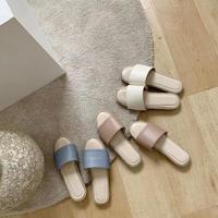 Jute Flat Sandal #1-328-10