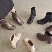 \人気/OKOME toe Boots【1-7475】