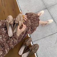 Turban mule sandal【1-8888-8】