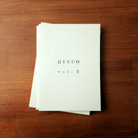 『つくづく』vol.19(特集:『DISCO vol.2』)
