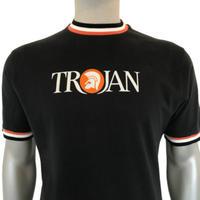 トロージャン ロゴ Tシャツ TC1011